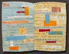 angela moll, from secret diary quilt series
