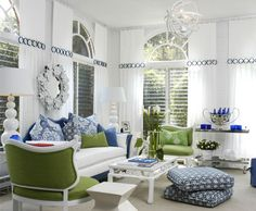 Jazz Up Your Living Room With Colourful Pillows | iDesignArch | Interior Design, Architecture & Interior Decorating