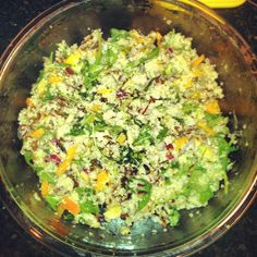 The best quinoa salad you will ever eat- guaranteed!
