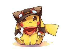 Steampunk Pikachu?
