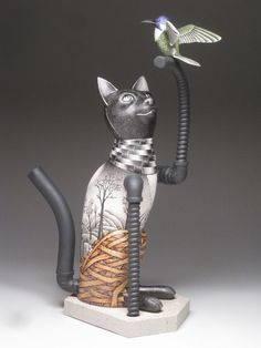 Jason Walker Ceramics | Illustrated Porcelain Sculptures