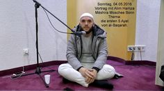 Sonntag, 04.12.2016 Vortrag mit Alim Hamza