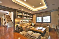 Den - contemporary - family room - los angeles - Urban Colony