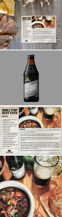 @greenflashbeer Double Stout Beef Stew recipe