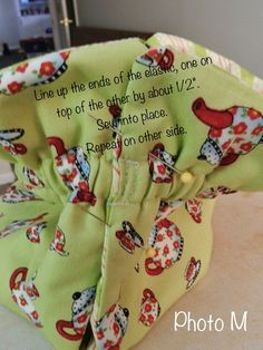 A tea cozy makes a great gift for that special tea lover you know, or even for yourself. And they are pretty easy to make. Follow these directions and you should have your finished cozy in no time.