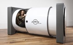 Podtime, which manufactures sleeping pods for the likes of Facebook and   Nestle, is breaking into the hotel sector