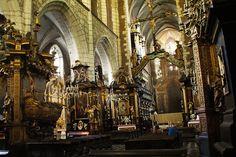 Eglise du Corps du Christ à Cracovie