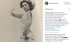 El emotivo recuerdo de Eugenia Martínez de Irujo a su madre