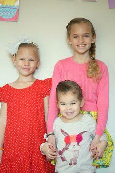 My 3 girls