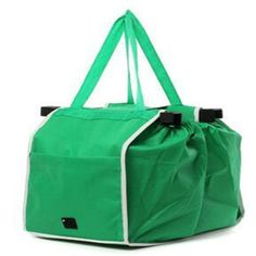 *TOP SELLER* Reusable Grocery Grab Shopping Foldable Tote Eco-friendly