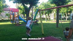 Parchi giochi: Il Giardino dei Colori - SBT