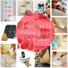 14 things to make your life easier
