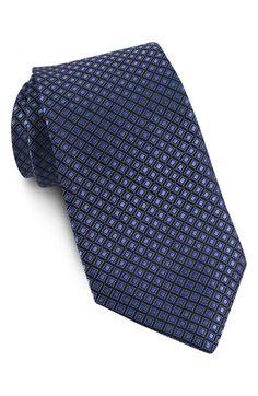 Michael Kors Woven Silk Tie | Nordstrom