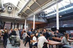 Foodhallen Amsterdam: 11am-11:30pm Su-Th, 11am-1am Fri, Sa