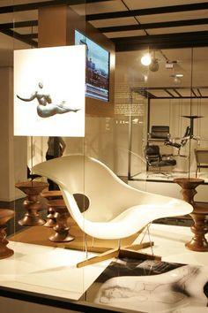 Exhibition of Vitra Eames designs!