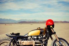 motorcycle, spirit