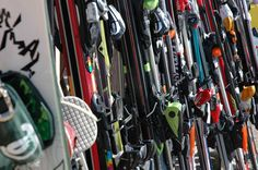 Three Cheers for the Used Gear Shop - Adventure Journal Used Surfboards, Modern Day Miracles, Ski Weekends, Gear Shop, Being Used, Skiing, How To Get, France, Adventure