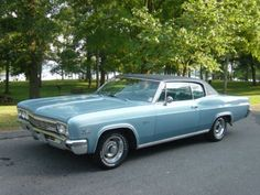1966 Chevrolet Caprice for sale - Hendersonville, TN | OldCarOnline.com Classifieds . like Car I drove in 1985 after divorce. 500 Sibley Motors