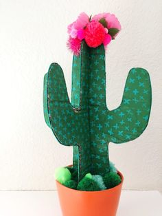 Who does not love a good cactus craft? They are on trend and the DIY version never pricks you! Better yet this crafty version uses scrap cardboard and can even be made with the kids. The hardest part is deciding...  keep reading  >>