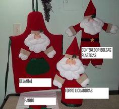 agarra ollas navideños - Buscar con Google