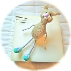 needle felting bendy doll | Flickr - Photo Sharing!