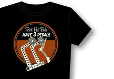 REAL HOT RODS HAVE 3 PEDALS