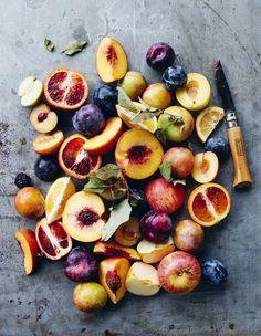 // bonniebelle0404 stone fruit.