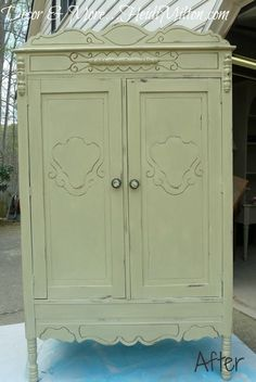 Color Versailles...Chalk Paint® by Annie Sloan by marian