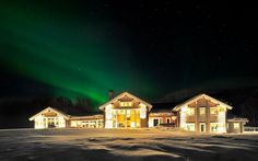 An intimate high-end lodge right on the fjords in the extreme north of Norway, Lyngen Lodge is ideal for those who like their ski pistes empty, powdery and extreme—or for non-skiers who love fine food and views of the Northern Lights.