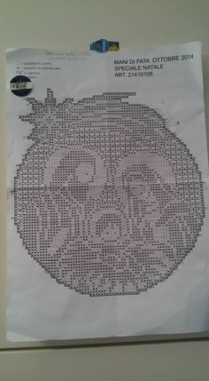 "Tapete ""nacimiento "" Doily Patterns, Hand Embroidery Patterns, Cross Stitch Patterns, Crochet Patterns, Filet Crochet Charts, Crochet Cross, Knit Crochet, Crochet Carpet, Fillet Crochet"