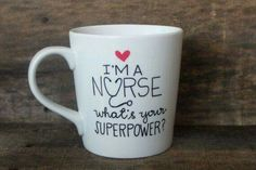 Finding the perfect gifts for nurses doesn't have to be hard. We've rounded up some of the best and inlcuded a nurse gift buying guide. Nurses Week Gifts, Nurses Day, Nurse Gifts, Teacher Gifts, Presents For Nurses, Personalized Gifts For Nurses, Nurse Mugs, Diy Mugs, Original Gifts