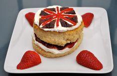 scones drapeau anglais