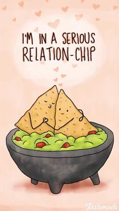 In a serious relation-chip
