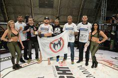 Max Fight 16 teve Show de nocautes e vitória de Wagner Caldeirão