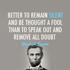 famous quotes by famous people Lincoln - Google Search
