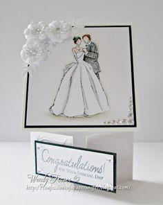 Открытка на свадьбу 15 лет своими руками