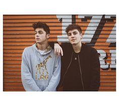 Nate and Sammy