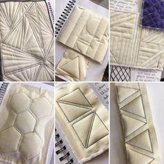 Textiles Techniques, Embroidery Techniques, Sewing Techniques, Fabric Art, Fabric Design, Pattern Design, Clothing Patterns, Sewing Patterns, Sewing Crafts