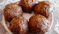 Големи пълнени кюфтета - Рецепта за Големи пълнени кюфтета