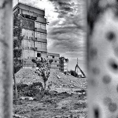 """Photo """"#blackandwhite#instacanvas#instacanvasgallery#competitionentry#demolitio"""" by noo_noo76"""