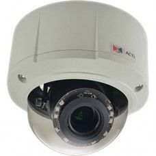 ACTi 4 MP IP Day/Night Vandal-Proof Rugged Dome Camera (PoE)