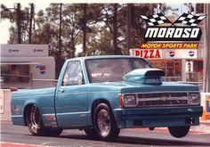 1993 Chevrolet S10 Pickup 1/4 mile Drag Racing timeslip specs 0-60 ...