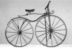 Antique Bicicle I