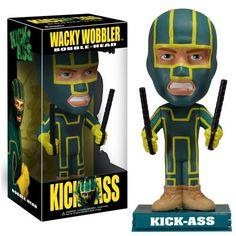 Funko Kick-Ass Wacky Wobbler http://popvinyl.net #funko #funkopop #popvinyls