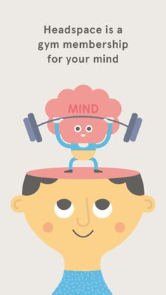 Headspace: Meditation techniques for mindfulness, stress relief & peace of mind by Headspace meditation limited