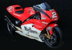 Max Biaggi - YZR500