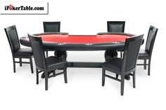 Lumen HD LED Red 10 Person Poker Table with 10 Dining Chairs   #LumenHDLEDPokerTable #LEDPokerTable #PokerTablewithlights #redpokertable #10personpokertable   https://www.ipokertable.com/collections/10-person-poker-table/products/lumen-hd-led-red-10-person-poker-table-with-10-dining-chairs