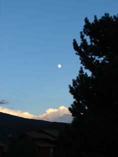 Full Moon at Steamboat