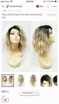 Amazon Gifts, Wigs, Lace, Fashion, Moda, Fashion Styles, Racing, Fashion Illustrations, Lace Front Wigs
