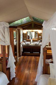 Masai Mara - Mara Intrepids Camp (twin)